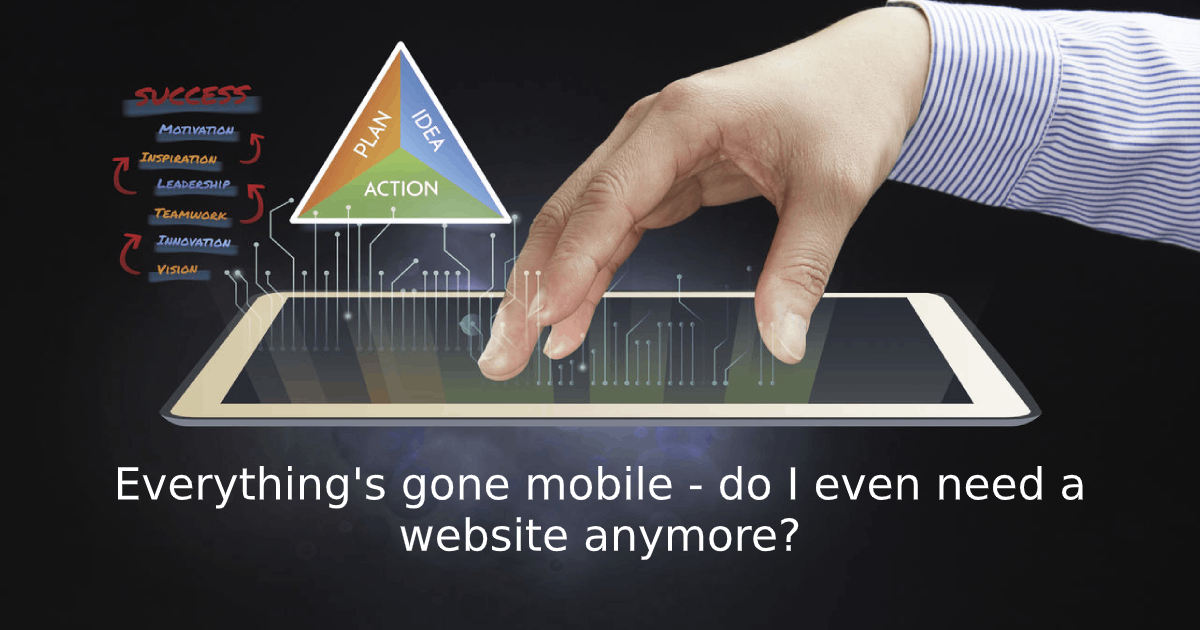 Is your website designed to help keep you in business?