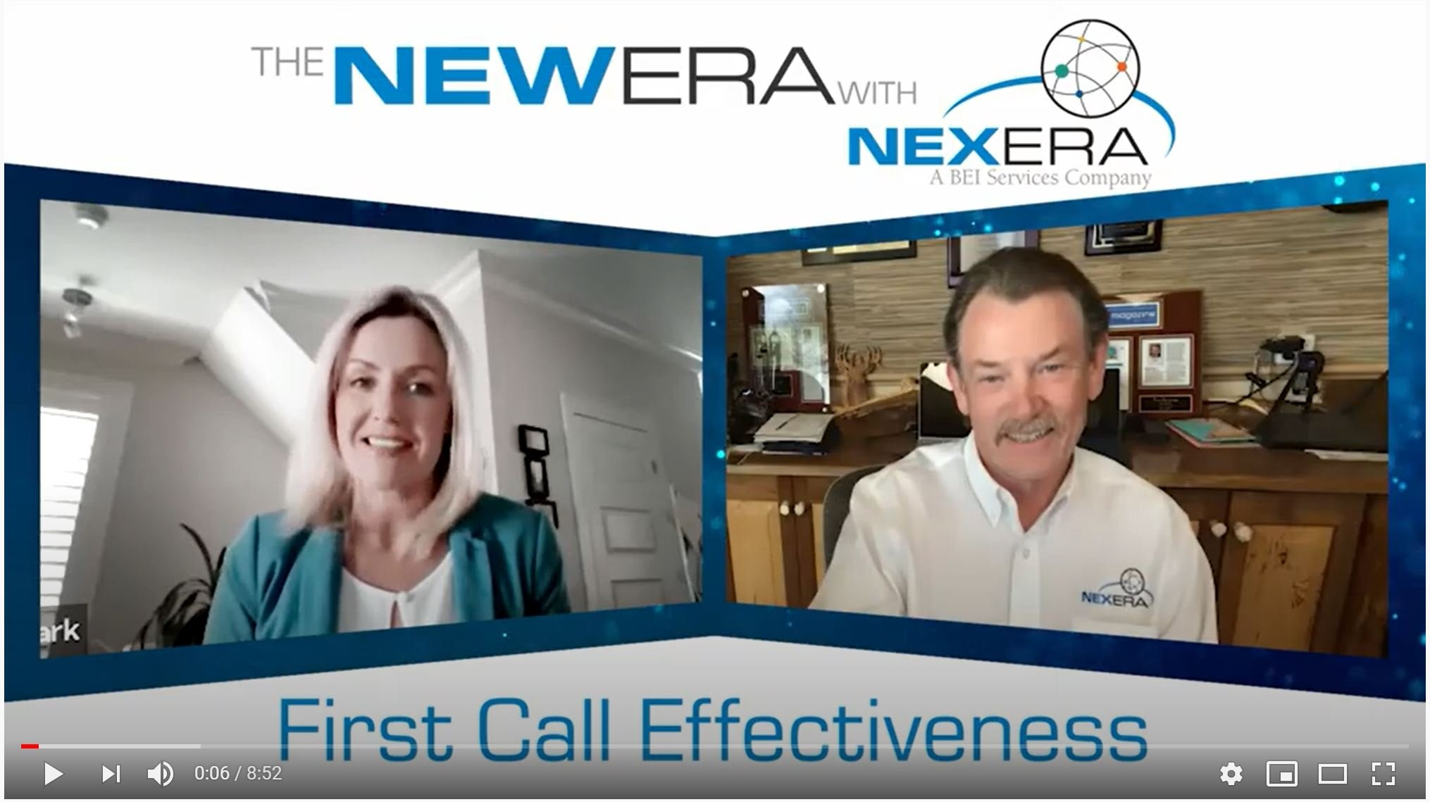 What is your real first call effectiveness?