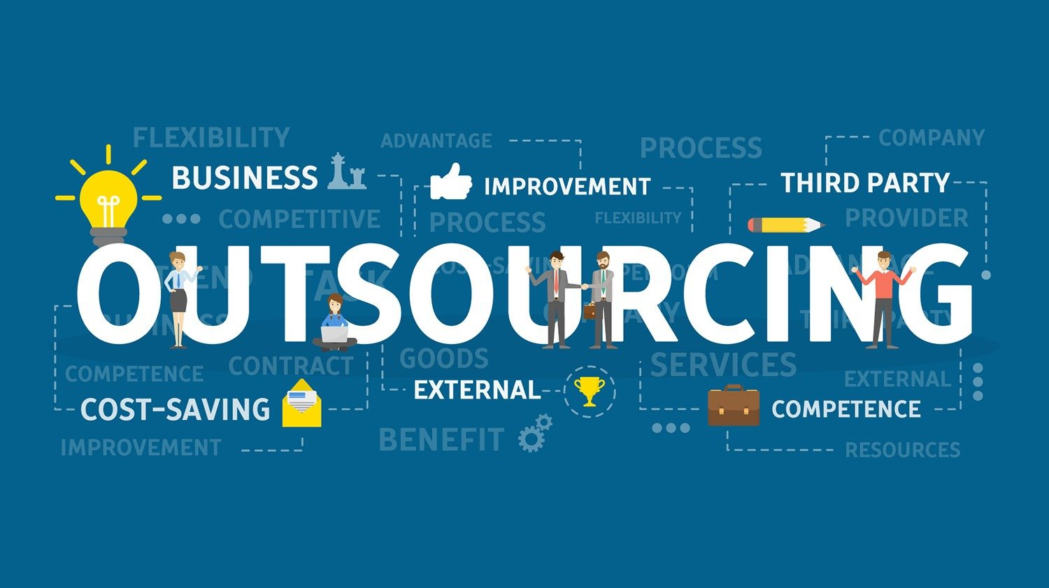 Is Outsourcing Going to be the New Normal?